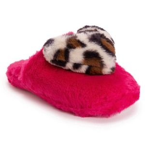 Betsey Johnson Cozy At Heart Slippers